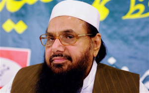 File Photo of the JuD chief Hafiz Muhammad Saeed
