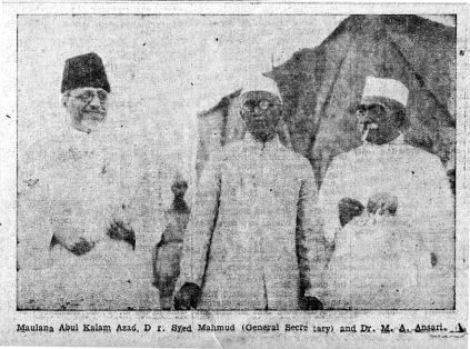 These leaders were hosted by Maulana Muhammad Sadiq